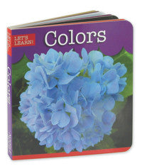 Let's Learn Colors Board Book | Colors Learning