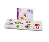 Brainy Baby ABC & 123 Deluxe 8 Piece Learning Collection