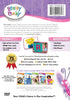 Brainy Baby ABCs DVD Introducing the Alphabet A to Z Deluxe Edition Back Cover | Best Baby Dvds
