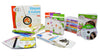 Brainy Baby Teach Your Child All In One Preschool Learning For a Lifetime System DVDs, Books, Flash Cards and CD Collection 9 Subjects