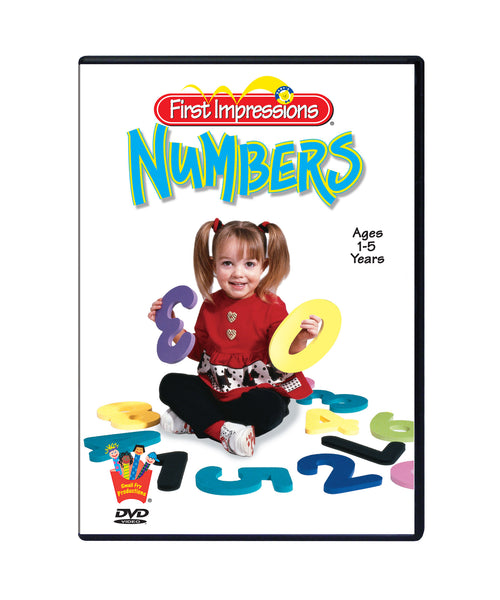 Baby's First Impressions® Numbers DVD
