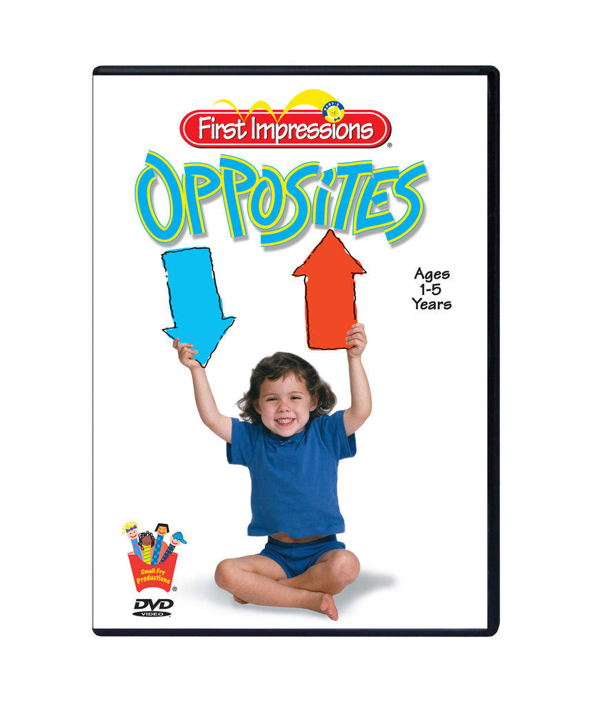 Baby's First Impressions® Opposites DVD