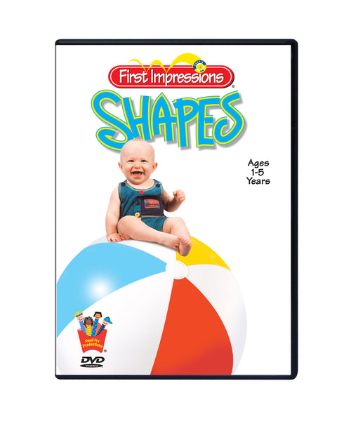 Baby's First Impressions® Shapes DVD