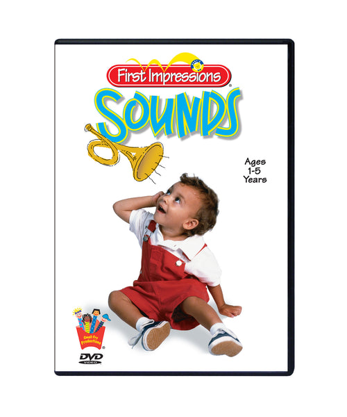 Baby's First Impressions® Sounds DVD