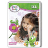 Brainy Baby Teach Your Child 123s: Introducing Numbers 1 to 20 DVD Deluxe Edition