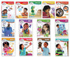 Brainy Baby Teach Your Child ABCs, 123s, Shapes, Colors, Sign Language and more 13 DVDs