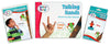 Brainy Baby Teach Your Child Sign Language Learning Library: Talking Hands Discovering the World of Sign Language Board Book, Flashcards & DVD Deluxe Edition