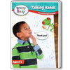 Brainy Baby Teach Your Child Sign Language: Talking Hands DVD Deluxe Edition