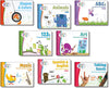 Brainy Baby Set of 8 Board Books Deluxe Edition