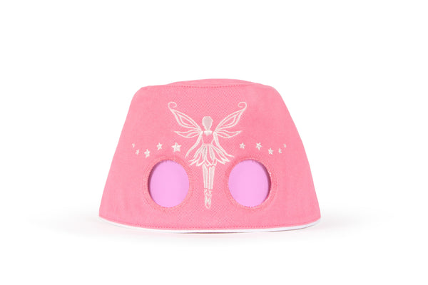 COOEEE Fairy Sunglasses Hat Pink | Cute Hats