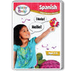Brainy Baby Teach Your Child Spanish: Simple Words and Phrases DVD Deluxe Edition