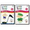 Brainy Baby Teach Your Child Arte and Musica DVDs Set of 2 Spanish Version Classic Edition
