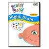 Brainy Baby Right Brain:: Creative Thinking Infant Brain Development DVD