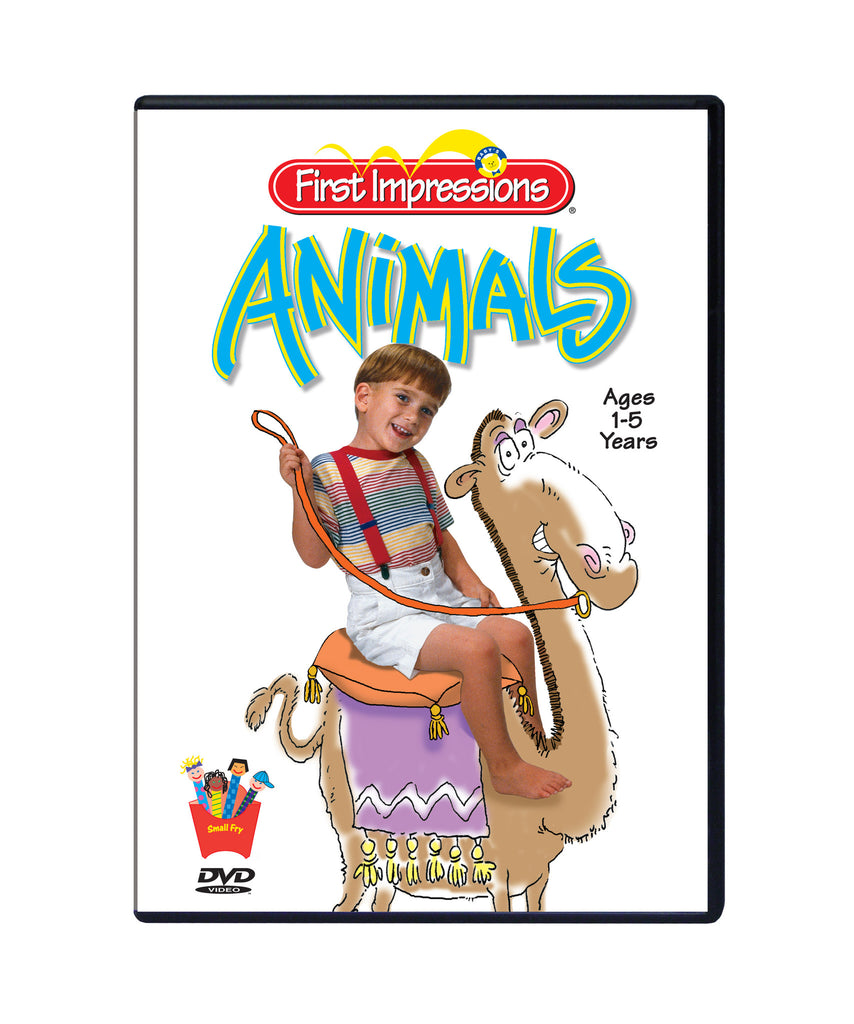 Baby's First Impressions® Animals DVD