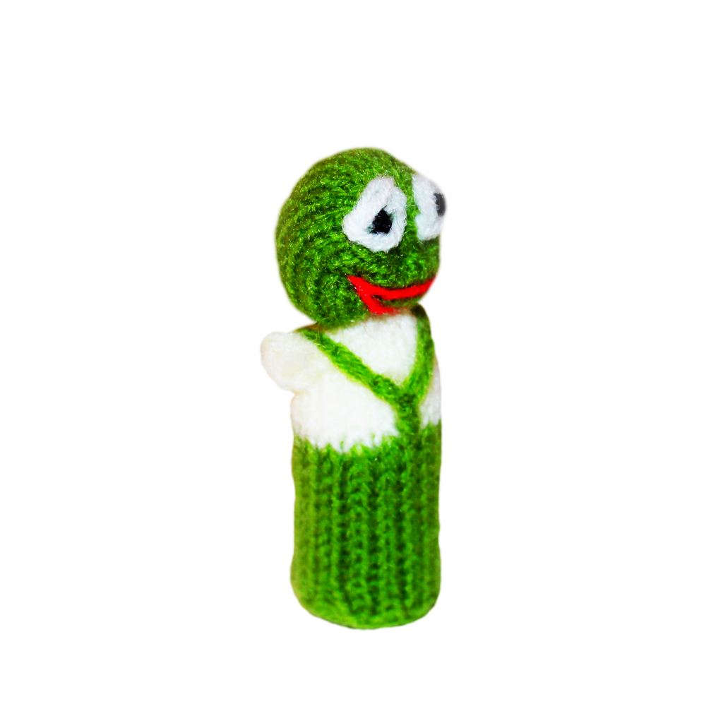 polywog finger puppet