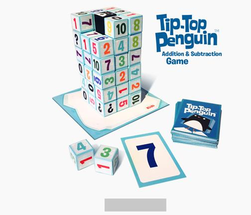 Tip-Top Penguin