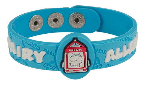 Allermates Dairy Allergy Bracelet for Children