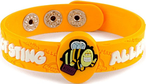 Allermates® INSECT STING Allergy Wristband