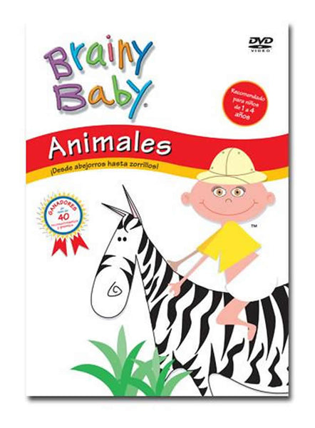 Animals Dvd