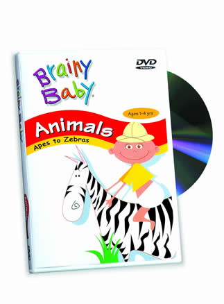 Animals Names DVD | Kids Learning Animals