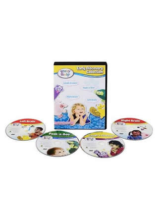 DVD Early Learning | Discovery Collections