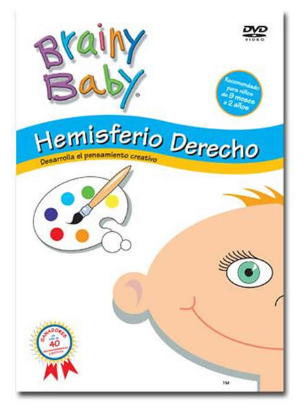 Hemisphere Right - Spanish | Right Brain Dvds