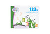 Brainy Baby Teach Your Child 123s: Board Book, Flashcards and DVD