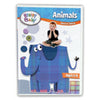 Brainy Baby Animals DVD Front | Animals,Shapes & Colors|Learning Collection