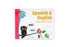 Brainy Baby Teach Your Child Spanish & English: Flashcards, Board Book and DVD