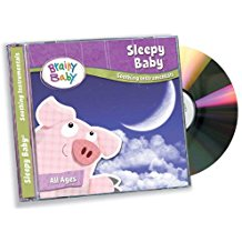 Brainy Baby Sleepy Baby Music CD