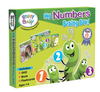 brainy baby brainy box numbers collection front view