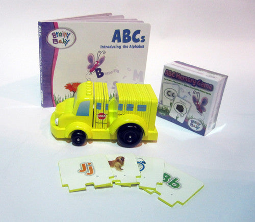 Flashcar Bundle - ABCs