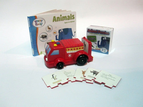 Flashcar Bundle - Animals
