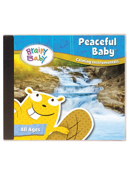 Music CD | Peaceful Music CD For Babies