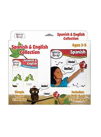 Flashcards,Book & DVD | Word & Phrases Collection