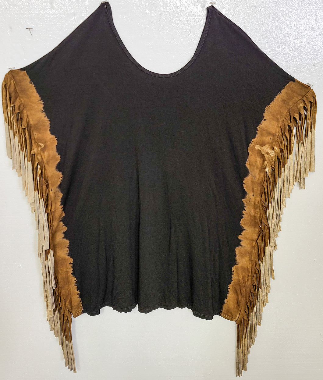 Side fringe top