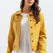 Load image into Gallery viewer, Amber Twill Jean Jacket