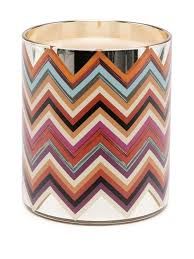 Missoni Home Monterosa Scented Candle by Apothia
