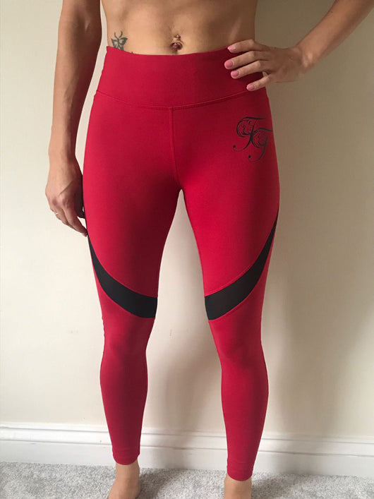 Full on Fitness - Women's Performance Leggings
