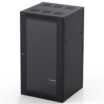 18U Rack Enclosure M6 Rail 600mm / 23.62in x 600mm / 23.62in R4066-18UK