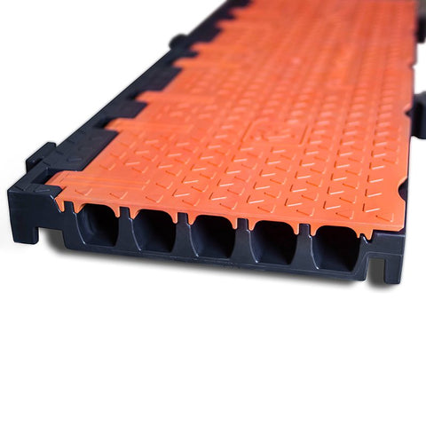 Cross 5 Half Base Section Orange CROSS5O-500