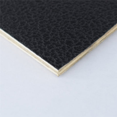 "4x4' Black Laminated Plywood Panel - Thickness: 4.5mm (.2"") M876005-2"