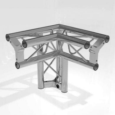 Tri Truss 2 Way Junction with leg Apex Down TT252AL