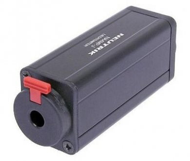 Adaptor NL4MP to Mono Locking Jack NA4MP-J