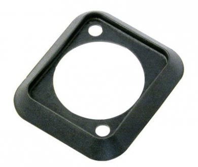 D Size Sealing Gasket Black Dust and Water Resistant SCDP-0