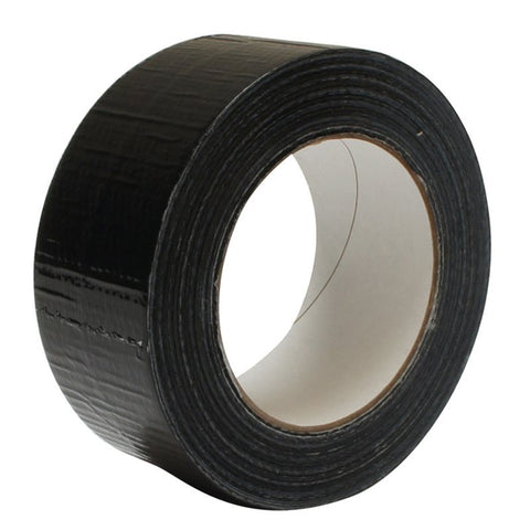 Gaffa Tape Black 48mm x 50M Economy Eco27