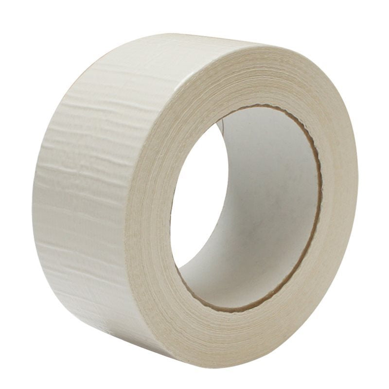Gaffa Tape White 48mm x 50M Economy 3159-Wh-GAFFA