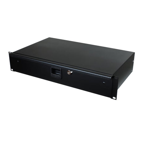 "2U Rack Drawer 254mm/10"" Deep R1292K/10"