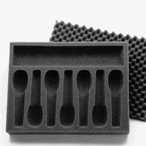 Foam Insert for 7 Microphones M6002