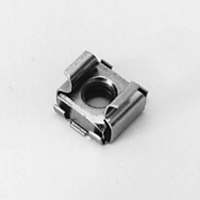 M6 Cage Nut M6 for 2.7 - 3.5mm Rack Rail S1025
